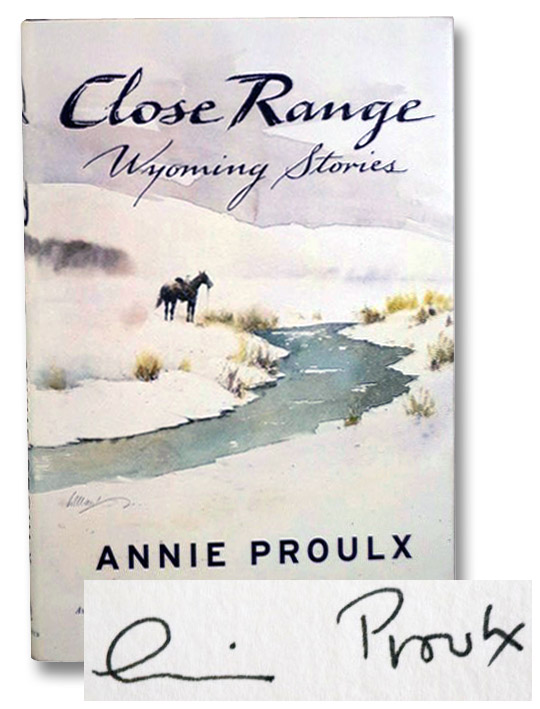 Close Range: Wyoming Stories (Wyoming Stories 1), Proulx, E. Annie