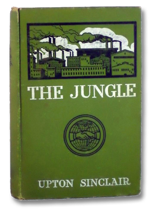 The Jungle, Sinclair, Upton