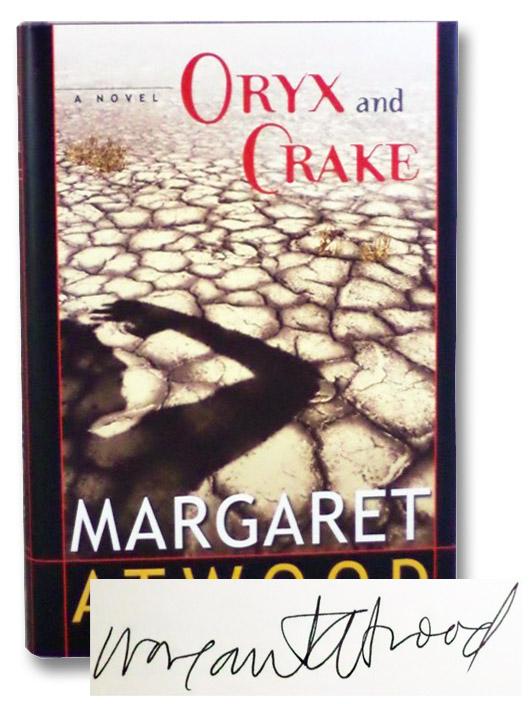 Oryx and Crake: A Novel, Atwood, Margaret