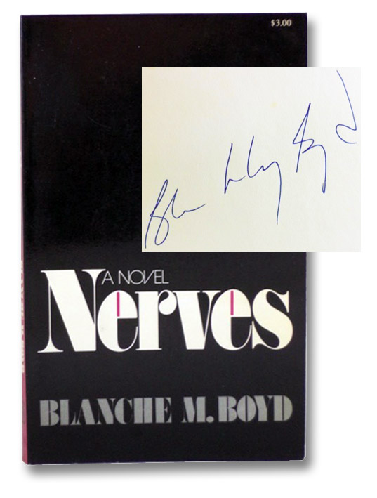 Nerves: A Novel, Boyd, Blanche M.