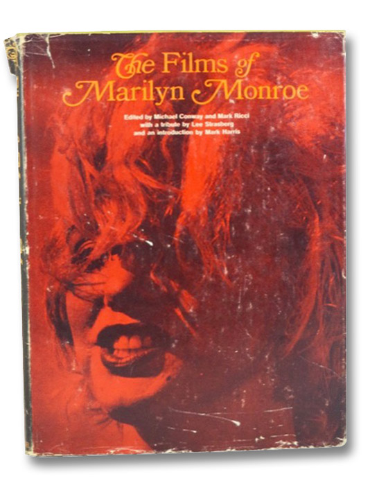 The Films of Marilyn Monroe, Conway, Michael; Ricci, Mark; Strasberg, Lee; Harris, Mark