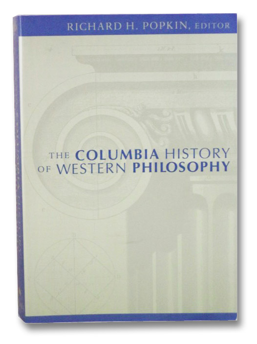 The Columbia History of Western Philosophy, Popkin, Richard Henry