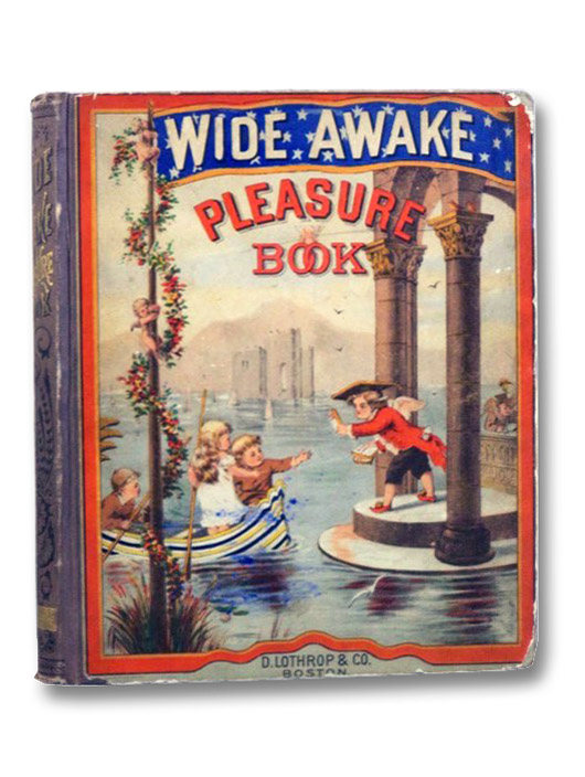 Wide Awake Pleasure Book
