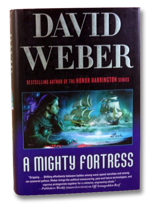 A Mighty Fortress, Weber, David