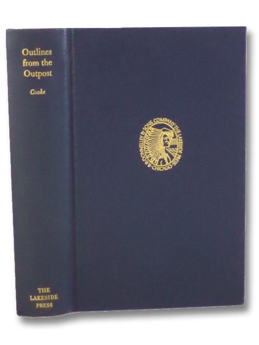 Outlines from the Outpost (The Lakeside Classics Volume 59), Cooke, John Esten; Harwell, Richard