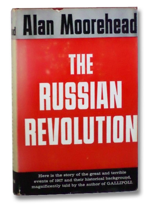 The Russian Revolution, Moorehead, Alan