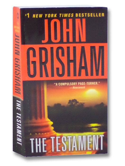 The Testament, Grisham, John