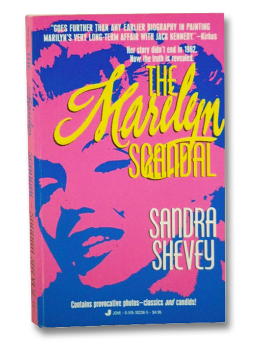 The Marilyn Scandal, Shevey, Sandra