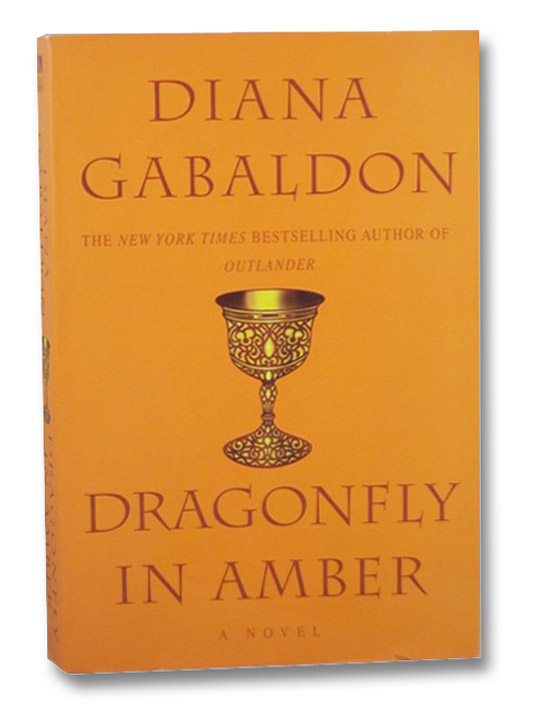 Dragonfly in Amber (The Outlander Series Book 2), Gabaldon, Diana