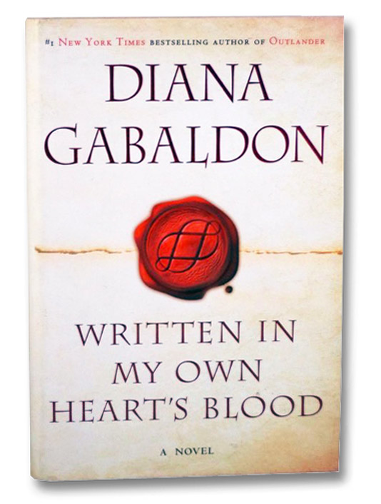 Written in My Own Heart's Blood (Outlander, Book 8), Gabaldon, Diana