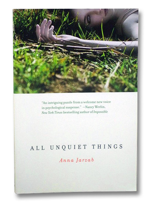 All Unquiet Things, Jarzab, Anna