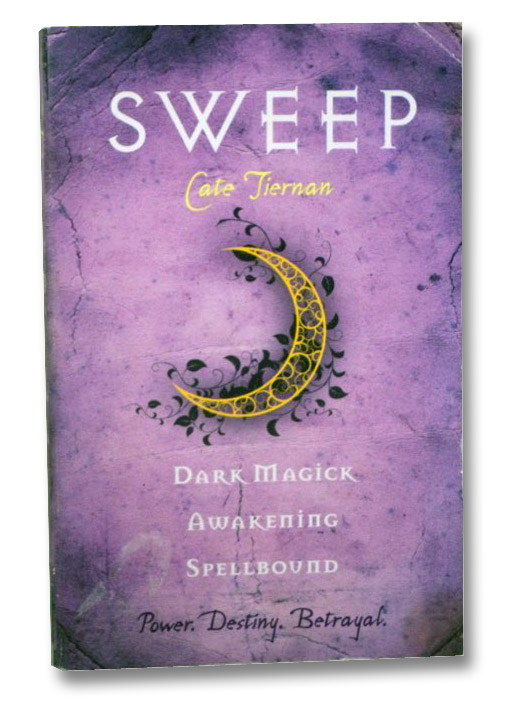 Sweep, Volume 2: Dark Magick, Awakening, and Spellbound, Tiernan, Cate