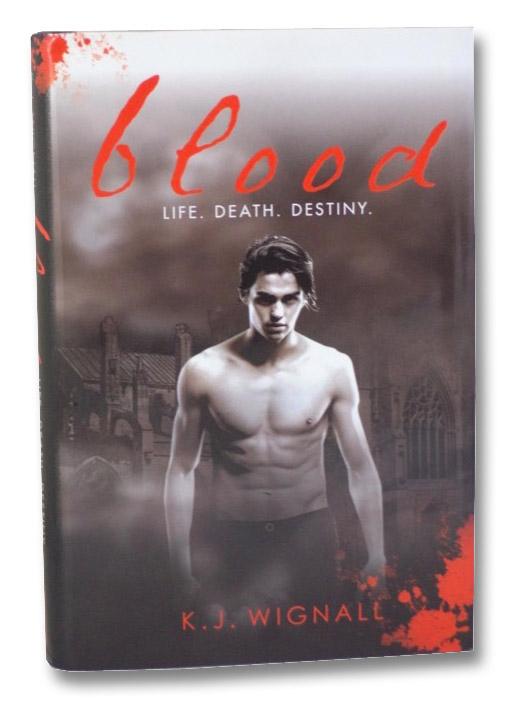Blood (Mercian Trilogy, Book 1), Wignall, K.J.