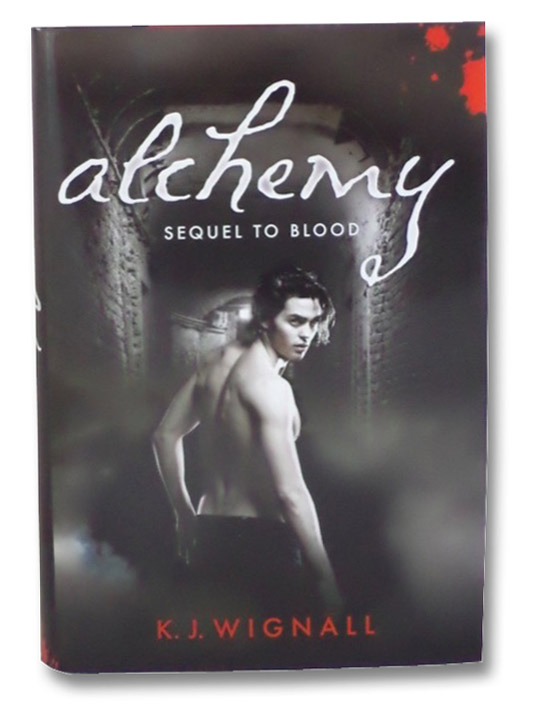 Alchemy (Mercian Trilogy, Book 2), Wignall, K.J.