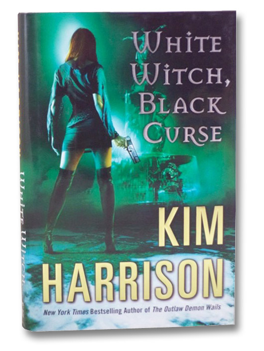 White Witch, Black Curse (The Hollows, Book 7), Harrison, Kim