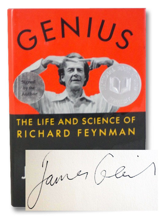 Genius: The Life and Science of Richard Feynman, Gleick, James