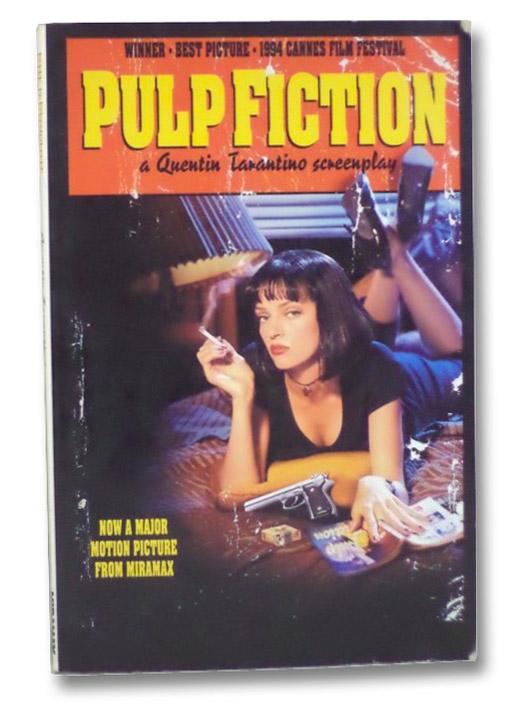 Pulp Fiction: A Quentin Taratino Screenplay, Tarantino, Quentin