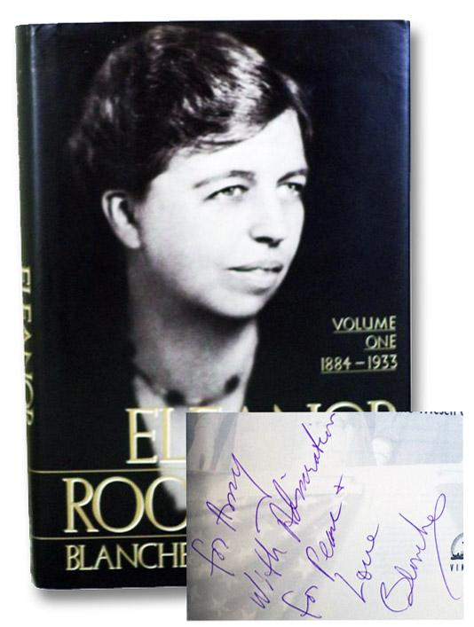 Eleanor Roosevelt: Volume 1, 1884-1933, Cook, Blanche Wiesen