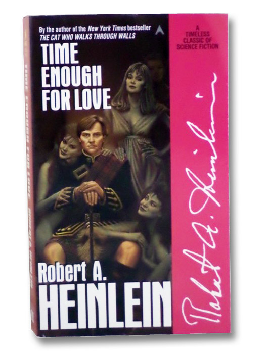 Time Enough For Love, Heinlein, Robert A.