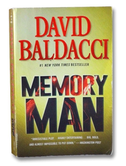 Memory Man, Baldacci, David