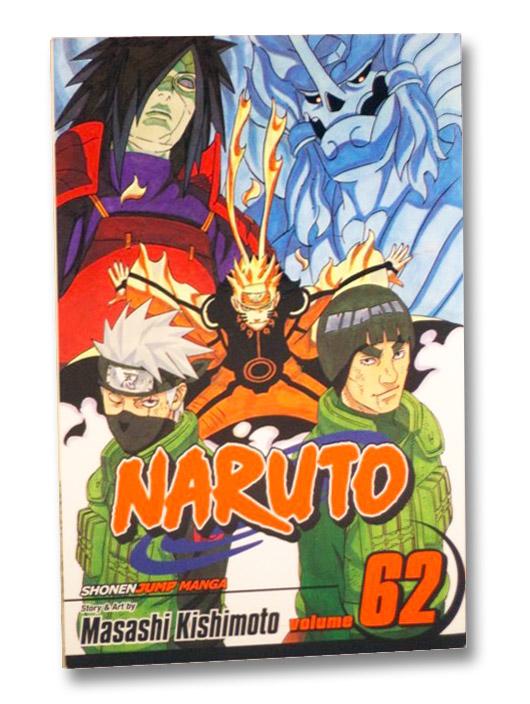Naruto, Volume 62: The Crack, Kishimoto, Masashi
