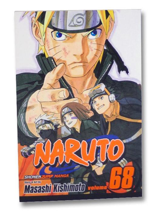 Naruto, Volume 68: Path, Kishimoto, Masashi
