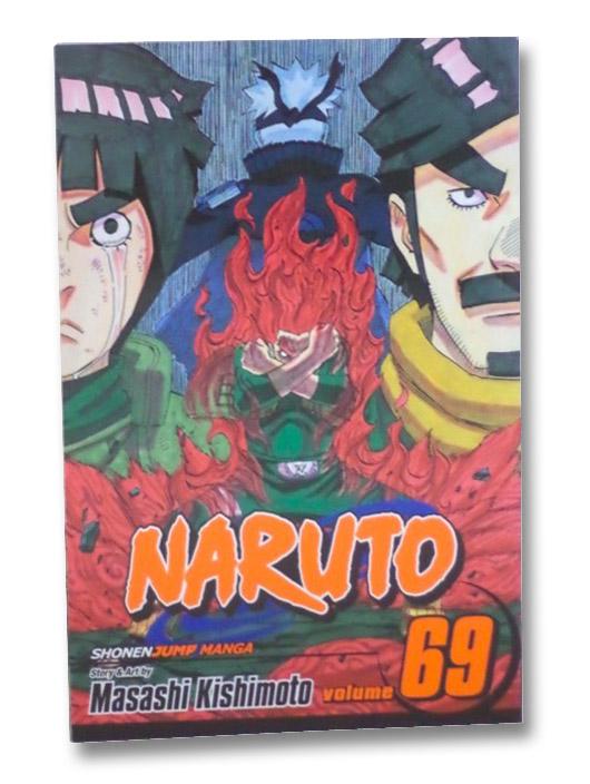 Naruto, Volume 69: The Start of a Crimson Spring, Kishimoto, Masashi
