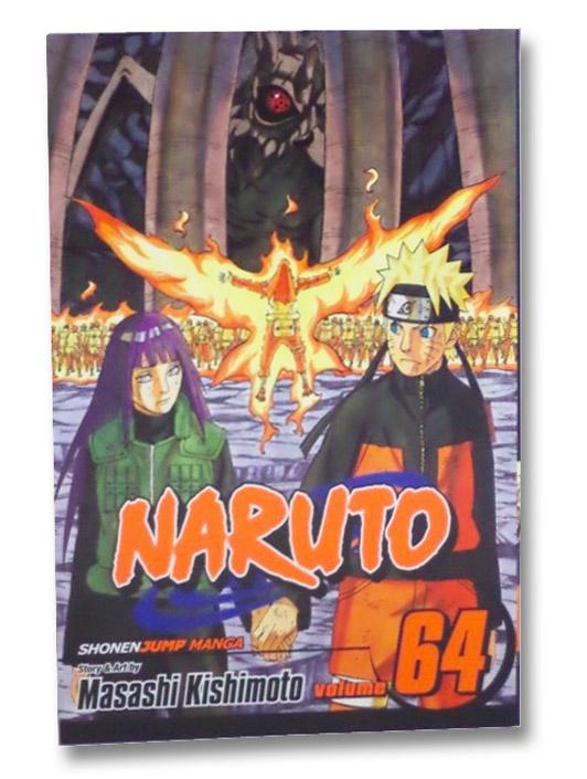 Naruto, Volume 64: Ten Tails, Kishimoto, Masashi