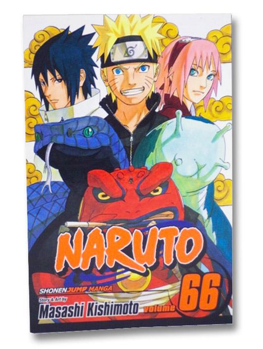 Naruto, Volume 66: The New Three, Kishimoto, Masashi