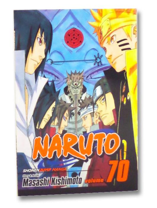 Naruto, Volume 70: Naruto and the Sage of the Six Paths, Kishimoto, Masashi