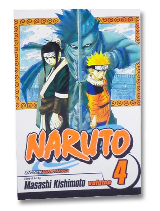 Naruto, Volume 4: Hero's Bridge, Kishimoto, Masashi