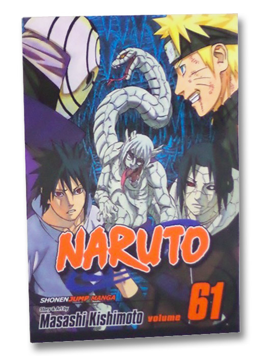Naruto, Volume 61: Uchiha Brothers United Front, Kishimoto, Masashi