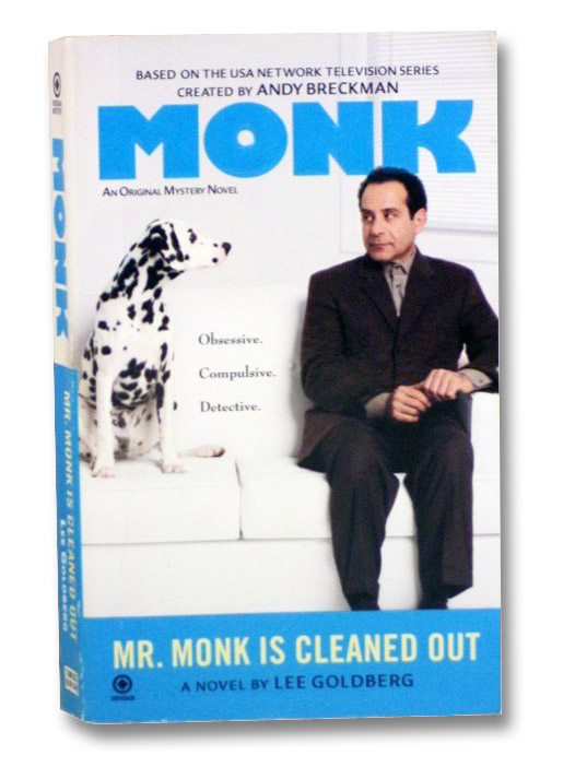 Mr. Monk Is Cleaned Out, Goldberg, Lee