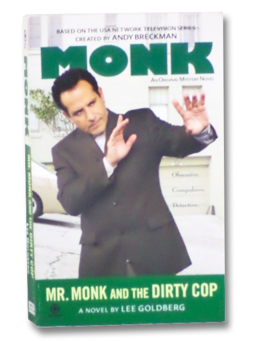 Mr. Monk and the Dirty Cop, Goldberg, Lee