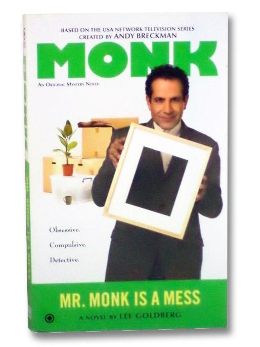 Mr. Monk is a Mess, Goldberg, Lee