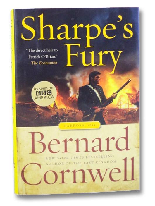 Sharpe's Fury: Richard Sharpe and the Battle of Barrosa, March 1811 (The Richard Sharpe Series Book 11), Cornwell, Bernard