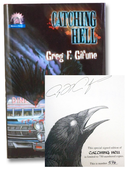 Catching Hell, Gifune, Greg F.