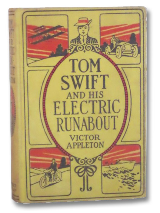 Tom Swift and His Electric Runabout or The Speediest Car on the Road (Tom Swift #5), Appleton, Victor