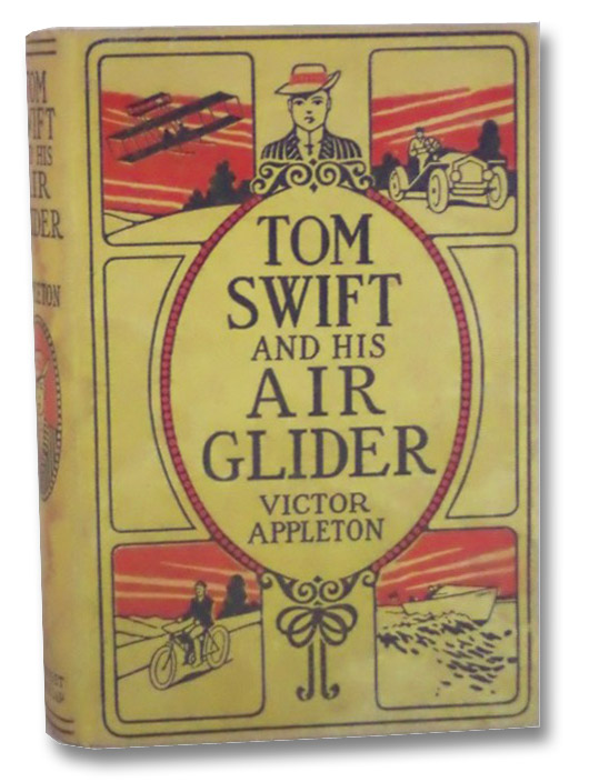 Tom Swift and His Air Glider (Tom Swift Series Book 12), Appleton, Victor