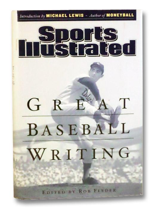 Sports Illustrated: Great Baseball Writing, Fleder, Rob; Lewis, Michael