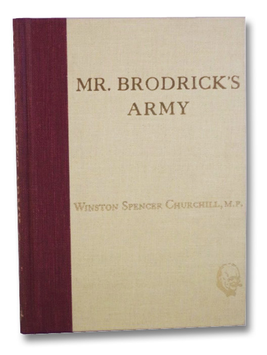 Mr. Brodrick's Army, Churchill, Winston S. [Spencer]