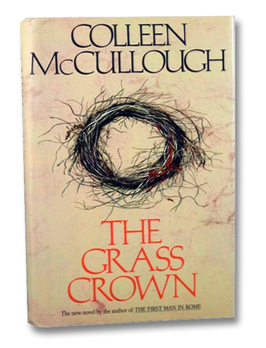 The Grass Crown, McCullough, Colleen
