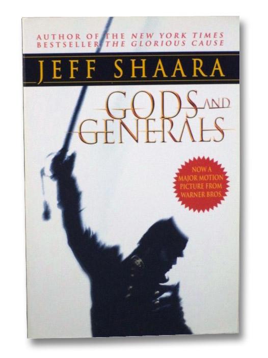 Gods and Generals, Shaara, Jeff