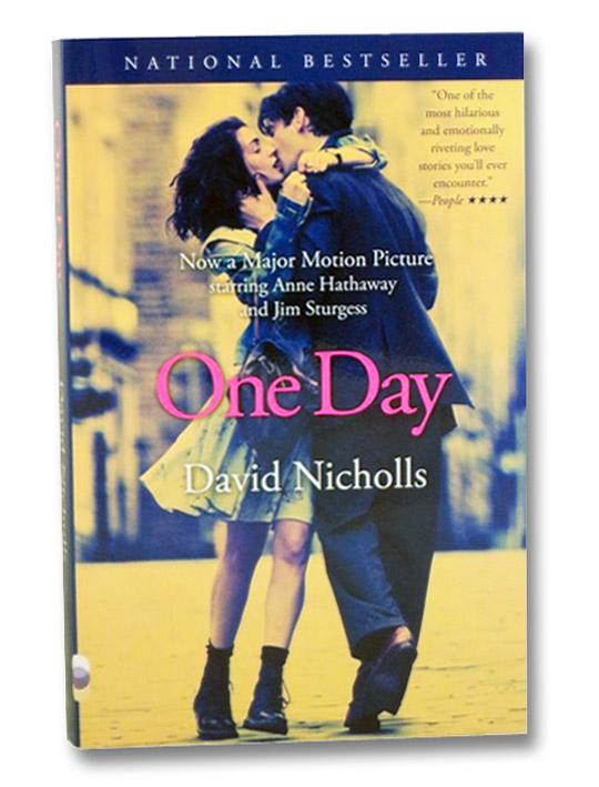 One Day: A Novel (Movie Tie-In), Nicholls, David