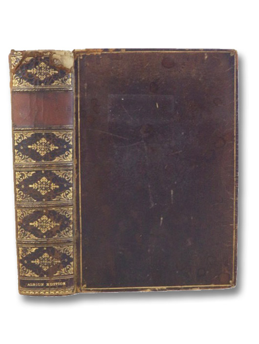 The Works of William Shakespeare, Life, Glossary, &c. (The Albion Edition), Shakespeare, William