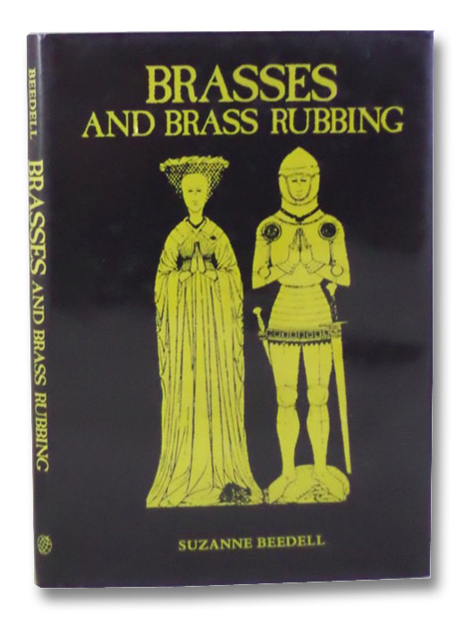 Brasses and Brass Rubbing, Beedell, Suzanne