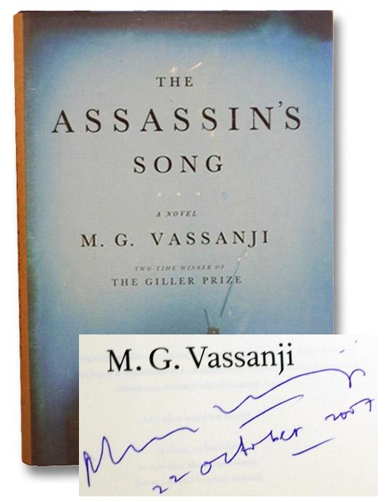 The Assassin's Song: A Novel, Vassanji, M.G.