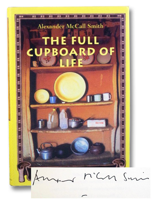 The Full Cupboard of Life (No. 1 Ladies' Detective Agency, Book 5), McCall Smith, Alexander
