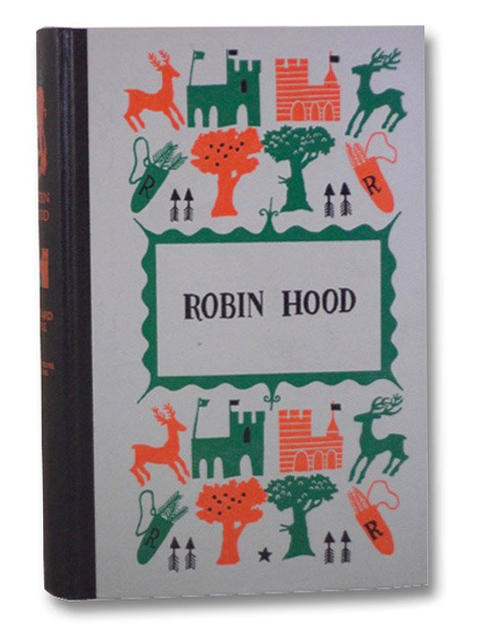 [The Merry Adventures of] Robin Hood [of Great Renown in Nottinghamshire], Pyle, Howard