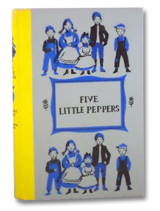 Five Little Peppers [and How They Grew], Sidney, Margaret; Cooney, Barbara